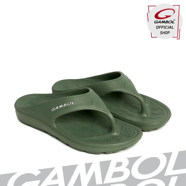 GAMBOL แกมโบล รองเท้าแตะแบบหนีบชาย (Phylon) รุ่น GM41125 Size 40-44