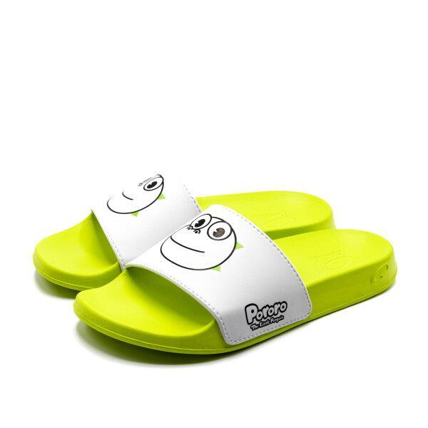 ใหม่! GAMBOL x PORORO รุ่น PK42001 รองเท้าแบบสวมสำหรับเด็ก Size 32-35