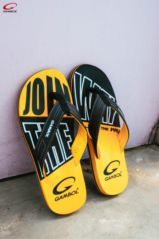 GAMBOL แกมโบล รองเท้าแตะชายหญิง (นุ่ม) รุ่น GM/GW11331 Size 36-44