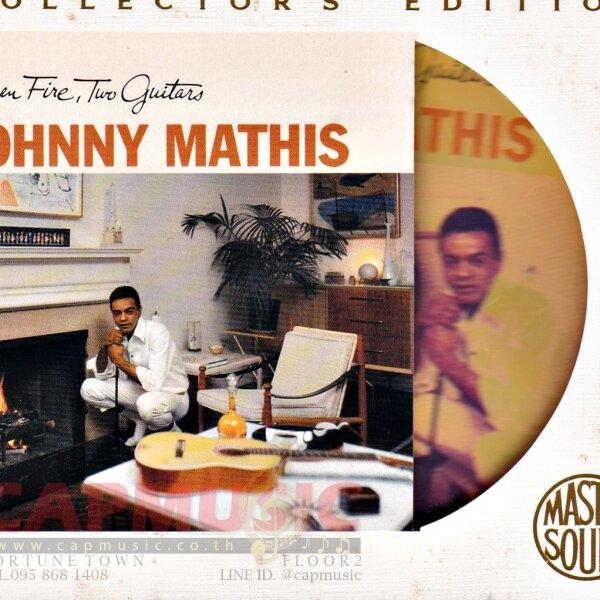 Used CD มือสอง - Johnny Mathis | Open Fire, Two Guitars (Master Sound Collector's Edition 24K Gold CD)