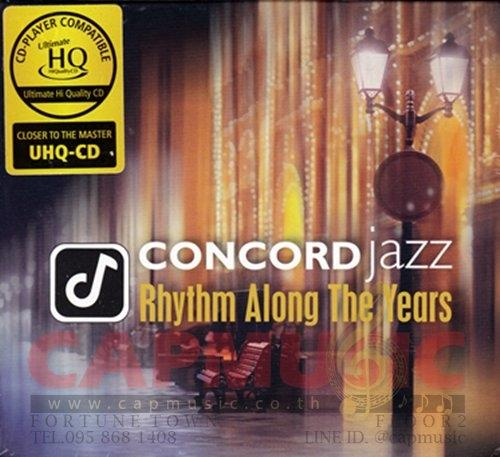 CD Various Artists | Concord Jazz Rhythm Along The Years (UHQCD)