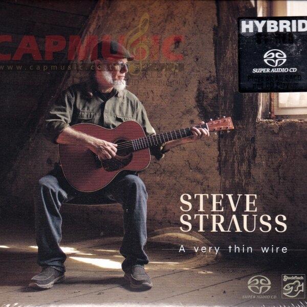 SACD Steve Strauss | A Very Thin Wire (Hybrid/Stereo)