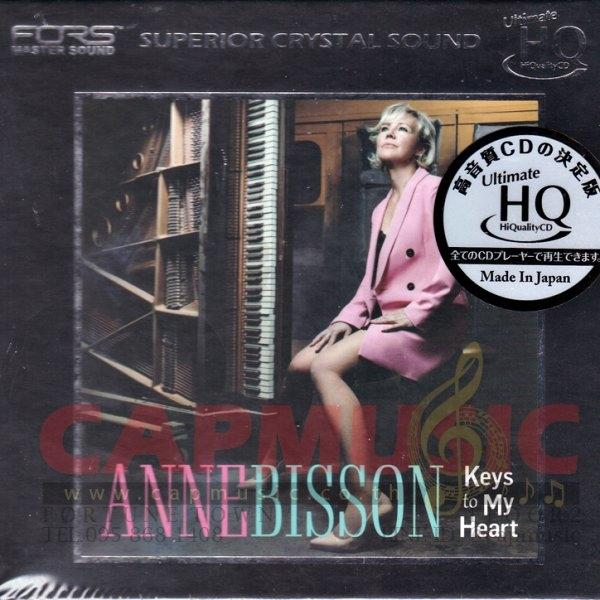CD Anne Bisson | Keys To My Heart (UHQCD)