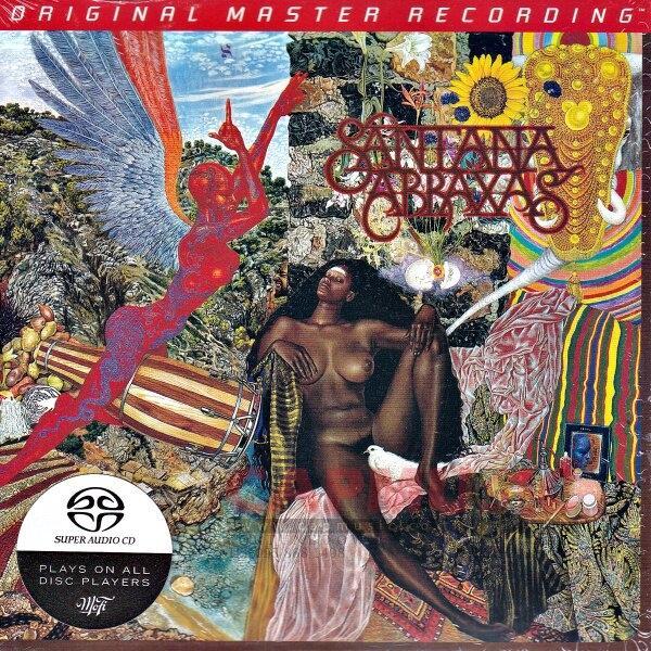 SACD Santana | Abraxas (Hybrid/Stereo)