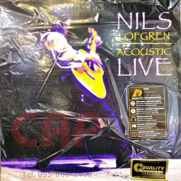 LP Nils Lofgren | Acoustic Live