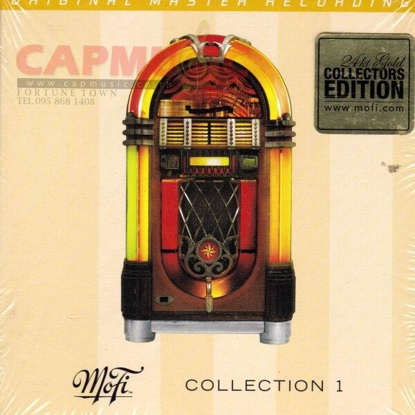 CD Various Artists | Mofi Collection 1 (24K Gold Collectors' Edition)