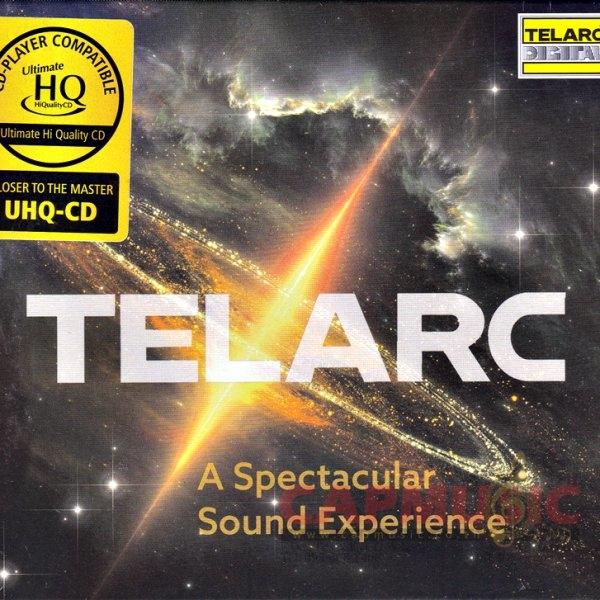 CD Various Artists | Telarc A Spectacular Sound Experience (UHQCD)