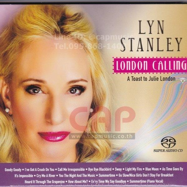 SACD Lyn Stanley   London Calling : A Toast To Julie London(Hybrid/Stereo)