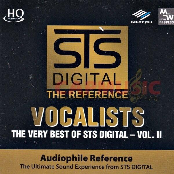 CD Various Artists | Very Best Of STS Digital Vol.2 Vocalists (HQCD)
