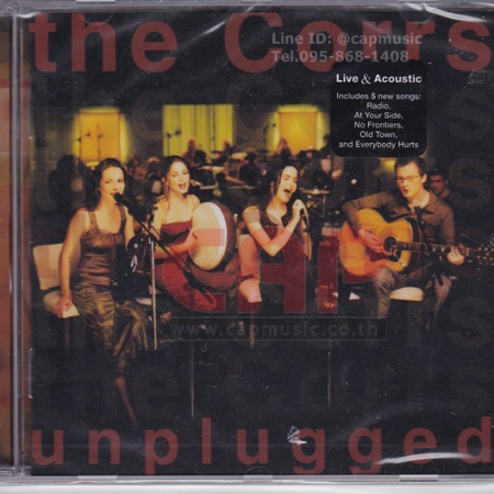 CD The Corrs | Unplugged