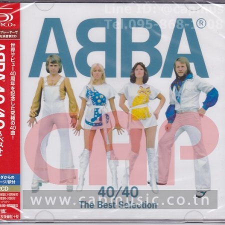CD ABBA | The Best Selection (SHM-CDX2) [Made In Japan]