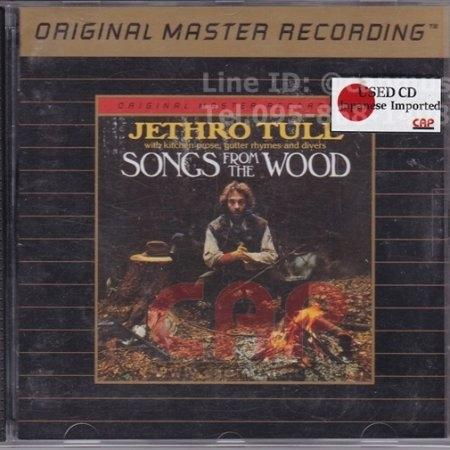 Used CD Jethro Tull | Songs From The Wood (Mobile Fidelity Gold CD) [Made In USA] From Japan