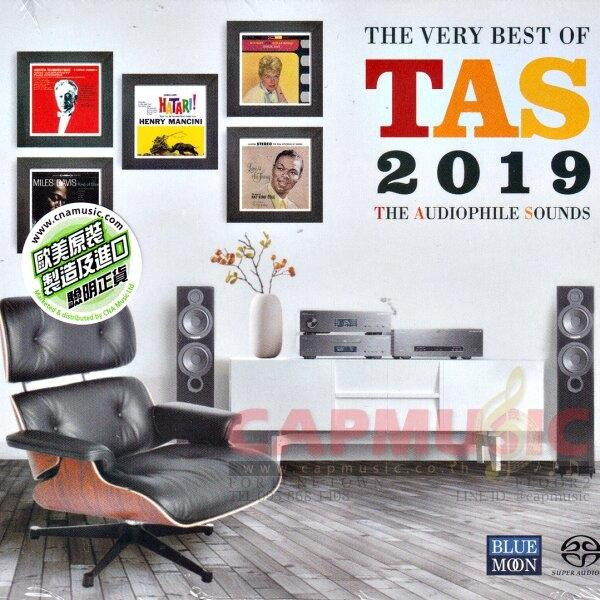 SACD Various Artists   The Very Best Of TAS - The Audiophile Sounds 2019 (Hybrid/Stereo)