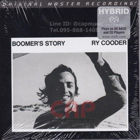 SACD Ry Cooder | Boomer's Story (Hybrid/Stereo) (Limited Edition)