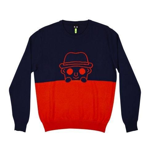 Sweaterทอ ดมเกาะ