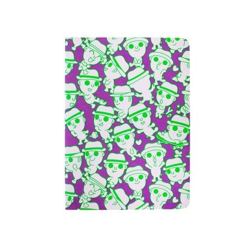 NOTE DOMDOG M (Purple&Green)