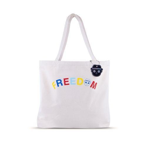 กระเป๋ายีนส์ฟรีดม / FREEDOM COLOR TOTE