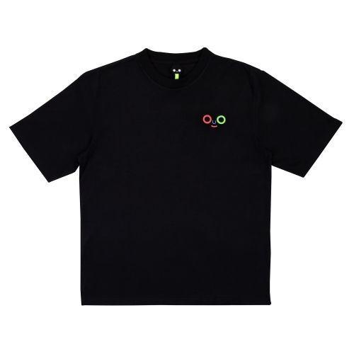 เสื้อ Dom outline tee (ดำ)