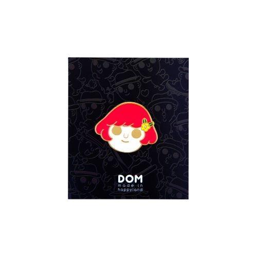 ติ้งหน้าดม / DOM PIN (Girl)