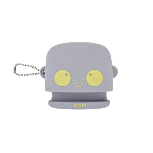 DOM EARPHONE (Grey)