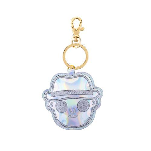 พวงกุญแจ HOLOGRAM (Silver)