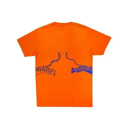 เสื้อ TWIN TIGER TEE (Orange)