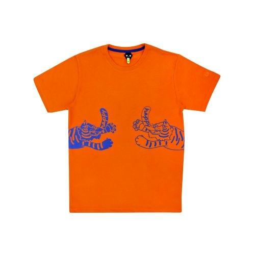 เสื้อ TWIN TIGER TEE (Orange)