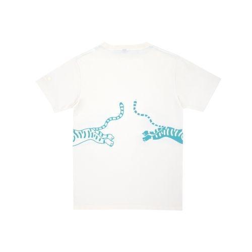 เสื้อ TIGER TWIN TEE (White)