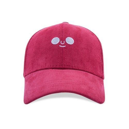 หมวกแก็ปลูกฟูก / DOMFACE CAP (Red)