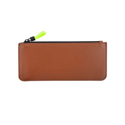 DOM PENCIL BAG (BROWN)