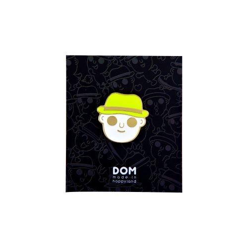ติ้งหน้าดม / DOM PIN (Boy)