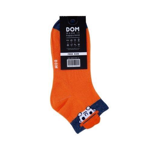 DOM HEAD SOCK M (ORANGE)