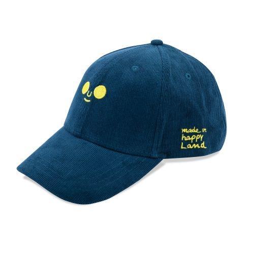 หมวกแก็ปลูกฟูก / DOMFACE CAP (Green)