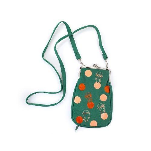 กระเป๋าก้ามปู_DD (Green)