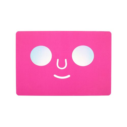 POSTCARD DOM FACE (Pink)