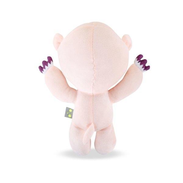 ตุ๊กตาดมคุมะโหด(ชมพู)