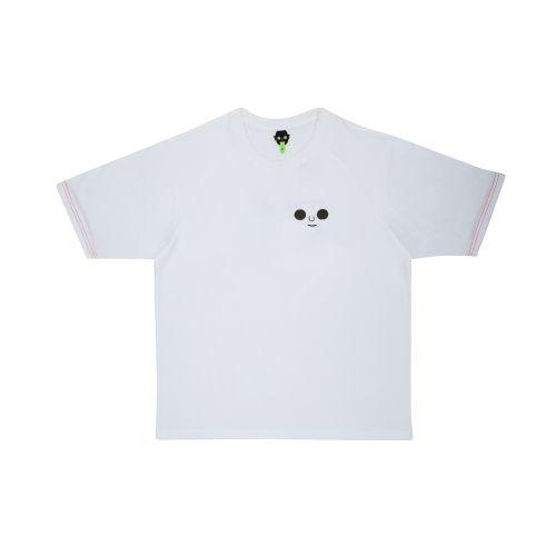 เสื้อ CAUTION TEE (White)