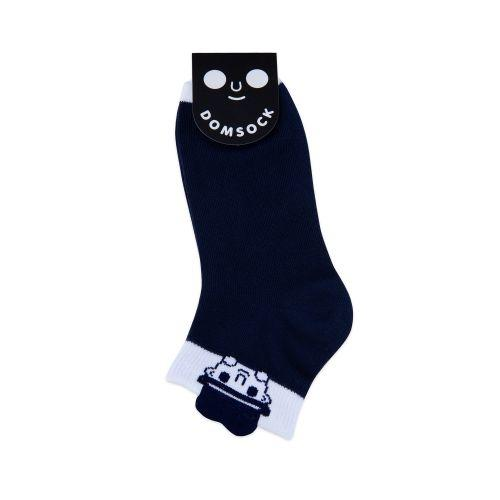 DOM HEAD SOCK M (NAVY)