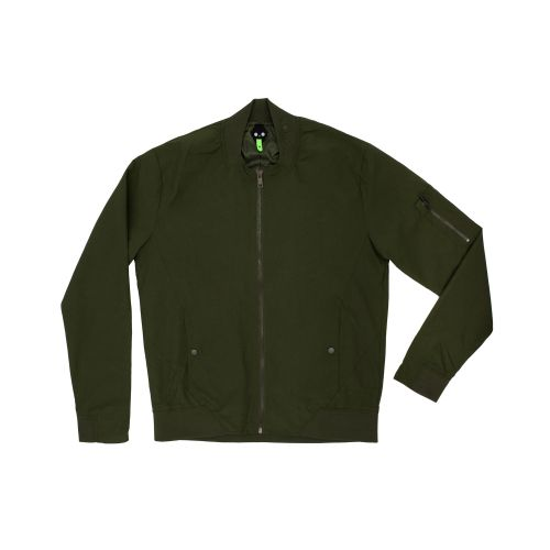 เสื้อ JACKET DOMFACE (Military Green)
