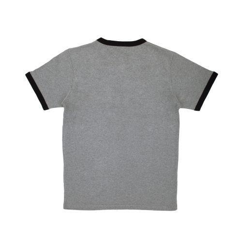 เสื้อ หน้าดม กำมะหยี่ (Grey)