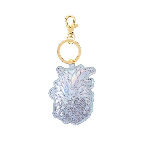 พวงกุญแจ PINEAPPLE HOLOGRAM (Silver)