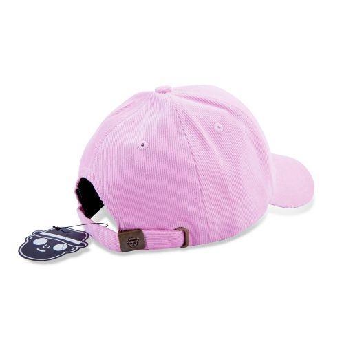 หมวกแก็ปลูกฟูก / DOMFACE CAP (Pink)