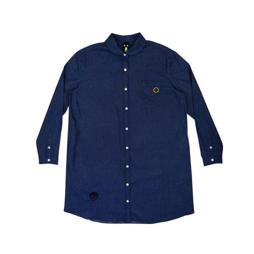 DOM_dress shirt(เข้ม)