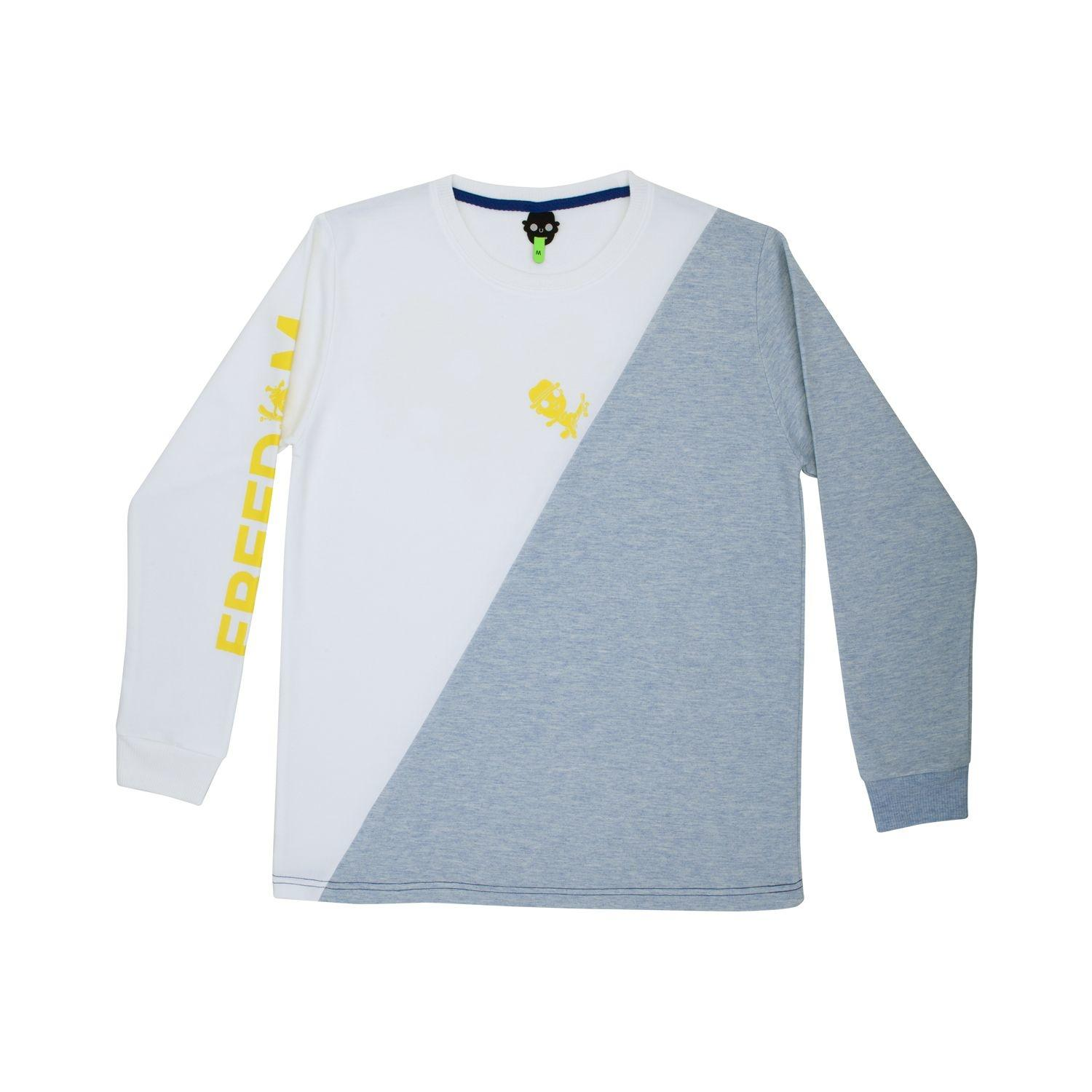 เสื้อ SWEATER DOMDOG TWOTONE