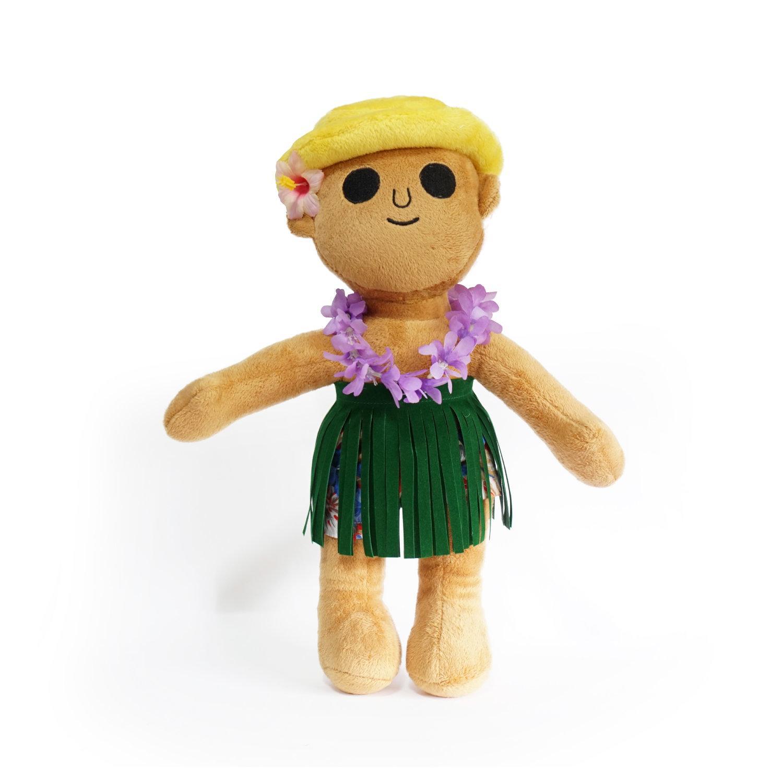 ตุ๊กตาน้าดมยืน Aloha