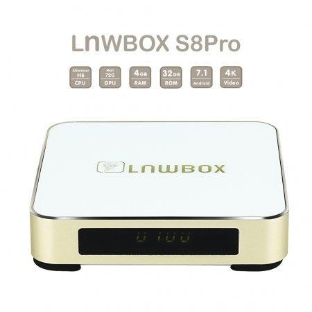LNWBOX + 3M FW IPTV
