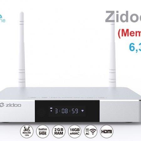 Zidoo Z9S (Member VIP)