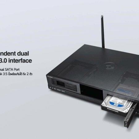 Zidoo X20 Pro + DAC