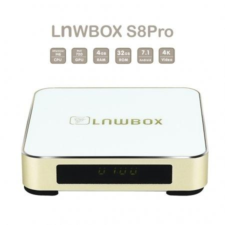 LNWBOX + 1M FW IPTV