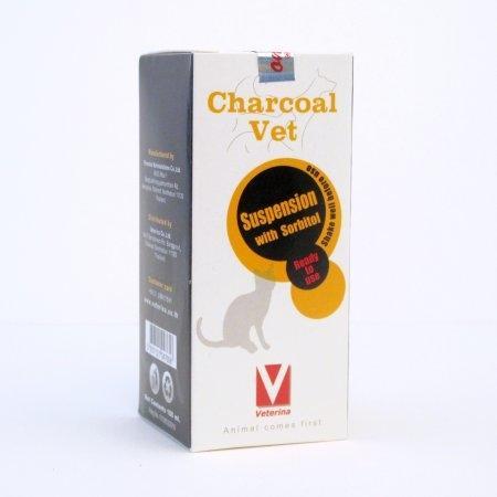 Charcoal Vet 100 cc.